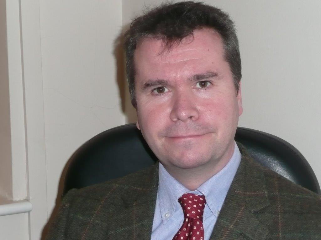 Dr Joe Stratford